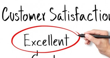 Customer satisfaction drawing