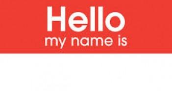 Hello my name is image