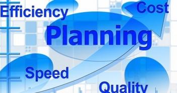 graphic arrow planning