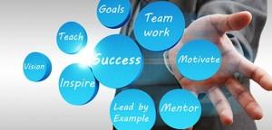 business man leadership traits