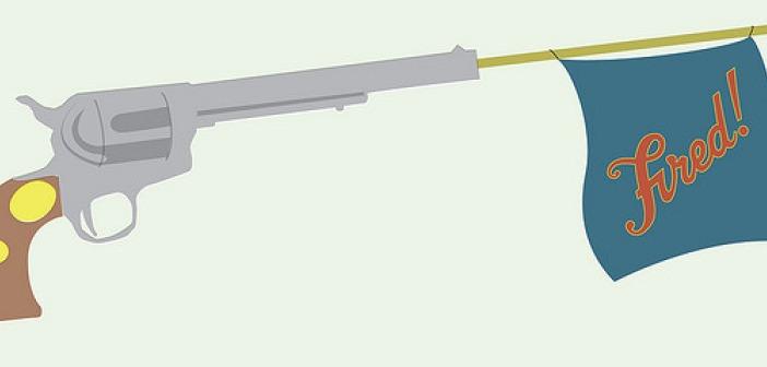 Toy gun fired sign