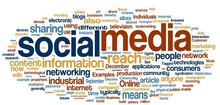 Social media aspects