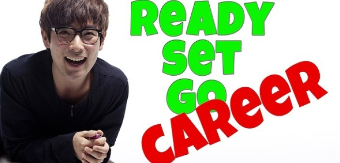 Young adult ready set go career writing