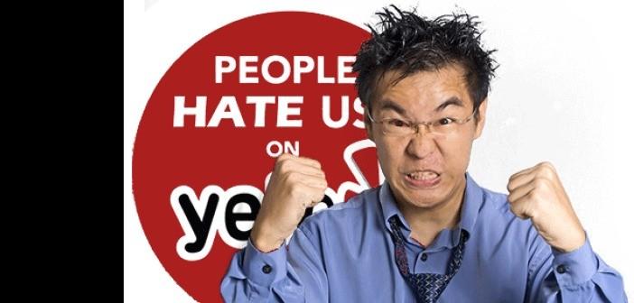 Handling Bad Yelp Review