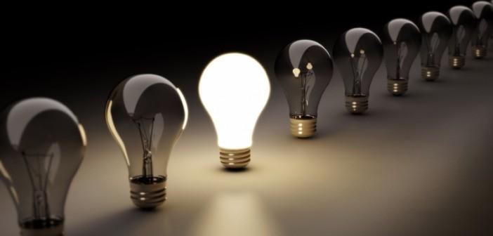 light bulbs light