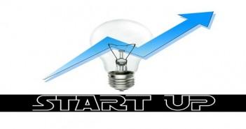 Upward trend light bulb