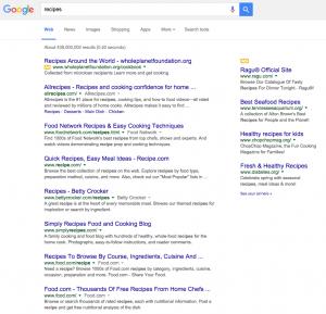 recipesGoogleSearch